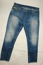 G-STAR BLADES TAPERED HERREN JEANS 38/32 GSTAR RAW ORIGINAL
