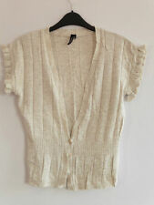 Women's Cotton Blend Sleeveless V Neck Jumpers & Cardigans