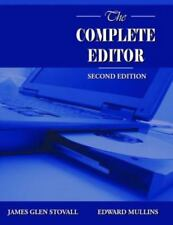 Complete Editor by Edward L.C. Mullins and James Glen Stovall (2005,...
