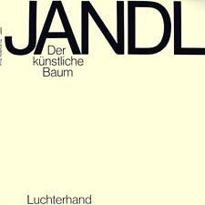 """7"""" ERNST JANDL Der künstliche Baum LUCHTERHAND Lesung Experimental EP orig. 1970"""