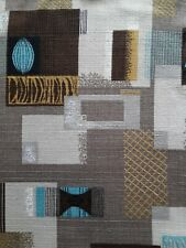 Mid Century Modern~ pair of curtains