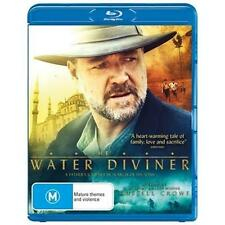 WATER DIVINER Russell Crowe Blu-Ray NEW