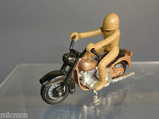 MATCHBOX SUPERFAST  MODEL No. 50 HARLEY DAVIDSON  MOTORCYCLE