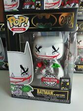DC Batman The Joker is Wild Exclusive Funko POP!