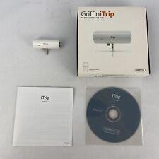 Griffin iTrip FM Transmitter For iPod 2004 Original Box Documantation Software
