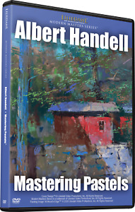 ALBERT HANDELL: MASTERING PASTELS - ART INSTRUCTION DVD