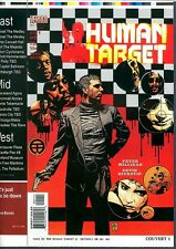 Human Target 1 COVER PROOF 1999 Tim Bradstreet Vertigo DC Comics Production Art