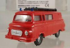 """s.e.s / modelltec Barkas B1000 KLF Mehrzweckkombi """"Feuerwehr"""" 1:87 H0 14101343"""