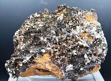 Hémimorphite &  limonite - 777 grammes - Santa Eulalia, Chihuahua, Mexique