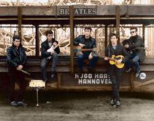 "The Beatles Paul McCartney John Lennon, George Harrison 11 x 14"" Photo Print"