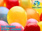 10 x Premium Quality Balloons Birthday Party Wedding Air Helium Decoration Latex