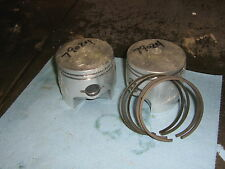 chaparral xenoah 484 .5mm over pistons and rings set  free ship