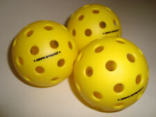 ALL NEW ONIX FUSE PICKLEBALL BALLS OUTDOOR (3 PACK) TOURNAMENT PLAY Meets USAPA