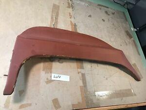 64-66 OEM Ford Thunderbird T-Bird Rear Fender wheel skirt LEFT quarter panel