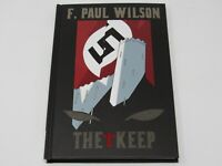THE KEEP F Paul Wilson Graphic Novel 2011 Hardcover HC GN IDW 30th Anniversary