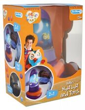 Giggle and Hoot Battery Night Light and Torch
