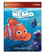 LeapFrog LeapReader Book: Disney·Pixar Finding Nemo, Lost and Found