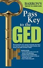 Pass Key to the GED, 7th Edition-ExLibrary