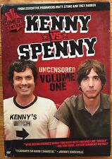 Comedy Central's Kenny Vs. Spenny - Volume One - Uncensored (DVD, 2008)