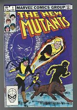 New Mutants #1 Marvel March 1983 Movie Announced! VF+