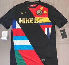 Nike F.C. 2018 World Cup Training Soccer Jersey Shirt 886872 012 Mens SZ Small