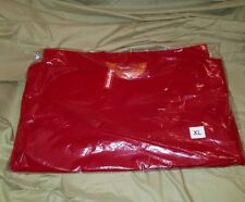 Supreme Contrast Crewneck Small Box Logo Red XL SS18 IN HAND