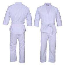 Adult Lightweight Karate Suit/Gi with free white belt Norman