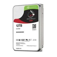"Seagate IronWolf 12TB  3.5"" SATA 7200RPM Internal Hard Drive ST12000VN0008"