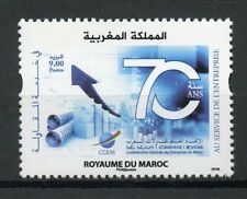 Morocco 2018 MNH Moroccan Business Confederation 70 Years 1v Set Stamps