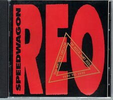 REO SPEEDWAGON - The Second Decade Of Rock And Roll 1981-1991 - CD Album