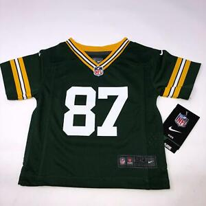 Green Bay Packers Jordy Nelson NFL Nike Baby Infant Toddler Jersey Size 12 Month
