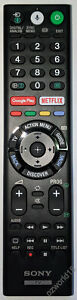 RMF-TX200A RMFTX300A. Genuine SONY Bravia TV LCD Remote control Voice & netflix