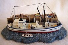 """1997 Harbour Lights Sardine Carrier """"The Lori"""" By Anchor Bay Nib #1228 Of4000"""