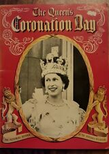 The Queen's Coronation «dsay (printed in england)
