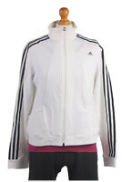 ADIDAS Vintage Retro Outdoor TrackSuit Top Jacket White Chest 40'' SW1312