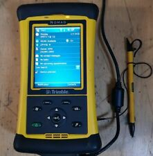 Trimble Nomad Data Collector And Receiver