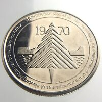 1970 Thunder Bay Ontario Canada Expired Trade Token S079