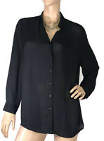 🌻  *MAGGIE T* SIZE 12 BLACK SHIRT