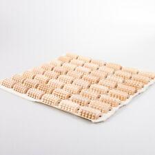 """Foot / Back Universal Massager Roller Wooden Massage Mat Made in Russia 11x13"""""""