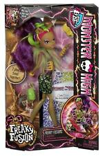 Monster High Freaky Fusion Clawvenus - New