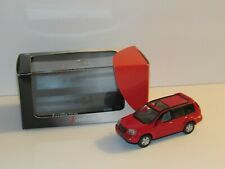 J-collection JC023 Nissan X-Trail Red 2005 SUV 1:43 w/ Box