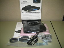 Universal Remote Control PSX-2 On Screen Personal A/V Server f/ Apple iPod