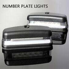 2 Pcs 6 LED REAR 12/ 24 V PLATE LIGHT TRUCK FOR LAND ROVER DEFENDER 90 110