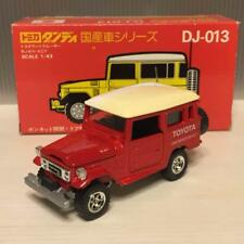 Tomica TOYOTA Land Cruiser DANDY DJ-013 1/43 40 Red Rare From JAPAN F/S