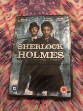 Sherlock Holmes (DVD, 2010)- NEW/SEALED- REGION 2