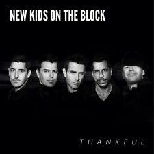 NEW KIDS ON THE BLOCK - THANKFUL (EP)   CD NEUF