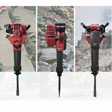 New listing 52cc 2 Stroke Gasoline Demolition Jack Hammer Gas Breaker Jackhammer Punch Drill
