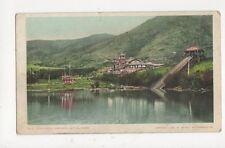 Columbia Gardens Butte Mont Vintage U/B Postcard Usa 511a