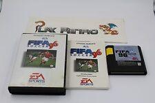 SEGA MEGADRIVE FIFA 96 SOCCER COMPLETO PAL EUR