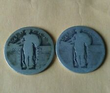2 Liberty Standing Quarters